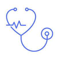 Clipart Stethoscope Icon